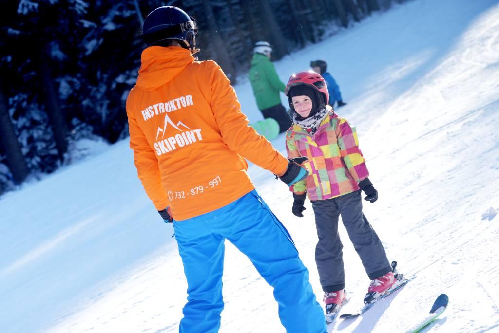 Instruktor narciarstwa Skipoint